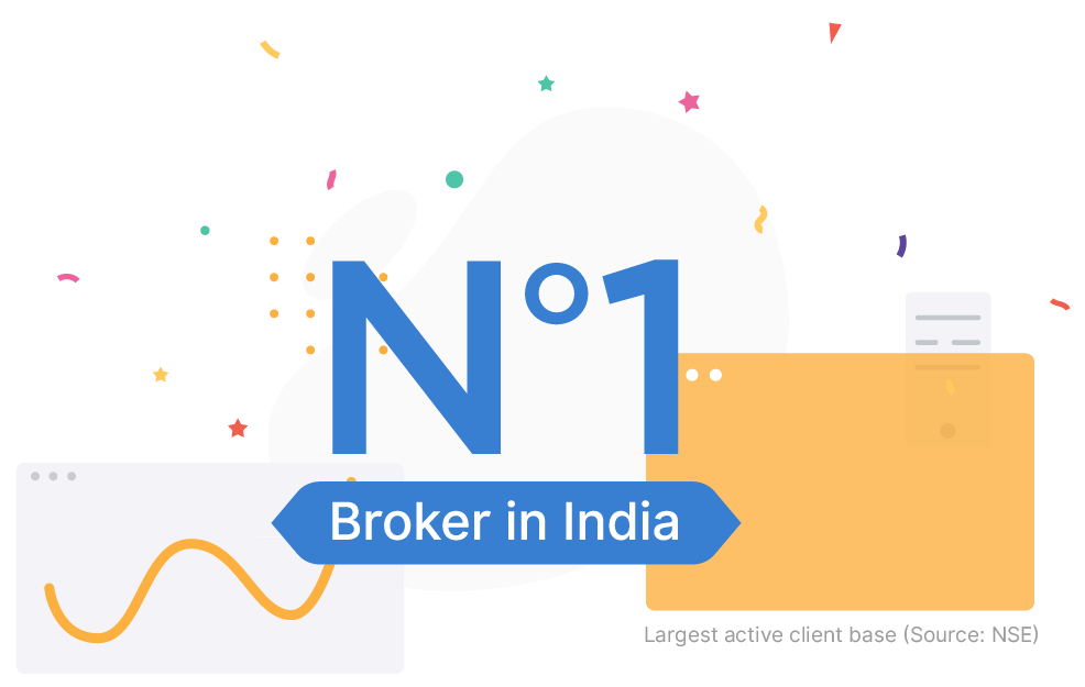 Zerodha, no. 1 stock broker in India