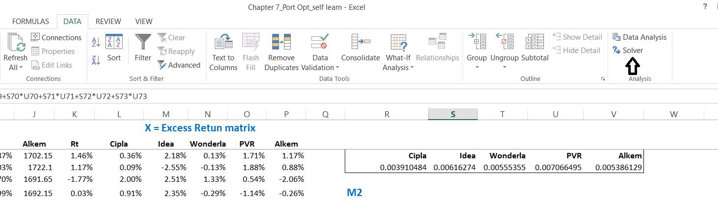 Portfolio Optimization Part 1 Varsity By Zerodha