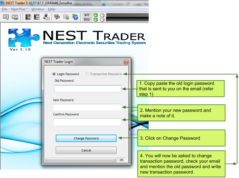 office my trader coin login