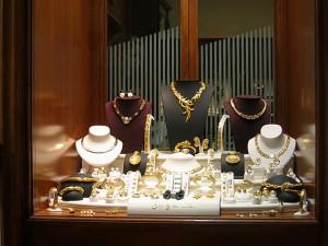 Jewelry in Locker :)