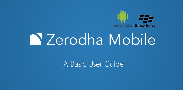 Get Hands-on with Zerodha Mobile – Z-Connect by Zerodha Z-Connect by