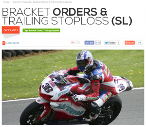 Bracket and Trailing SL