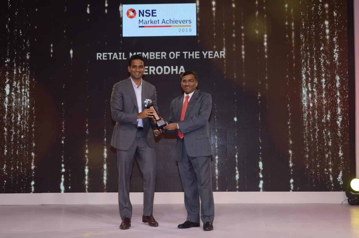 Zerodha - India's best retail brokerage for 2018