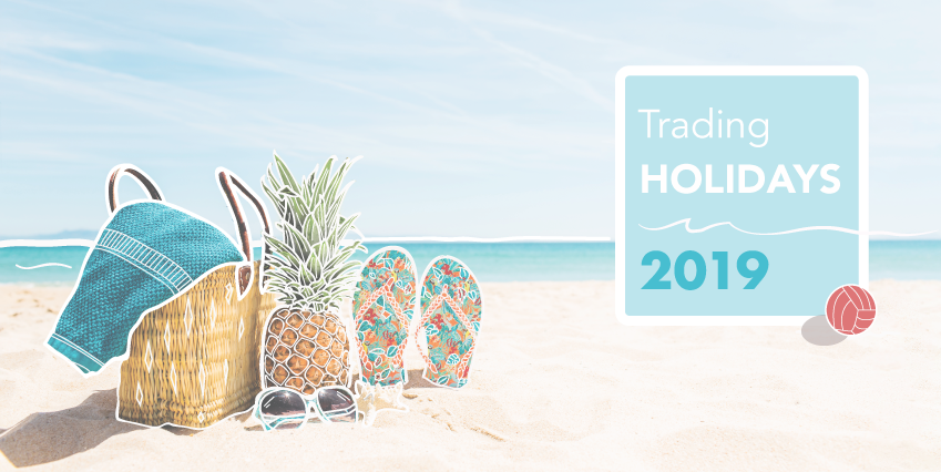 Trading Holidays 2019 – NSE, BSE, MCX – Z-Connect by Zerodha