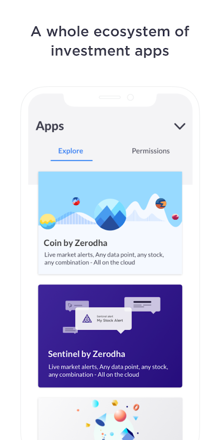 Introducing the Kite 3 mobile app – Z-Connect by Zerodha Z